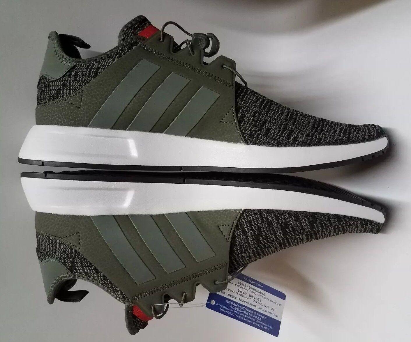 Adidas Adidas Adidas Mens Size 11.5 Originals X_PLR Green Black Running Training shoes New 8a09ad