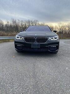 2017 BMW Série 7 M premium package