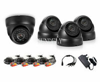 Cctv 1200tvl Camera Ir Security Colour For Home Office Indoor Outdoor