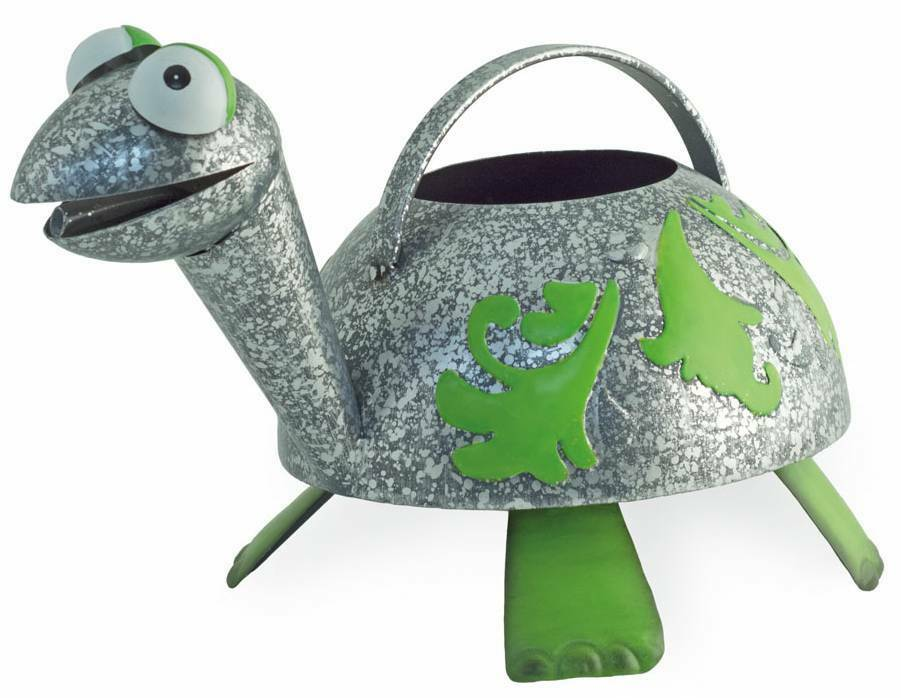Metal Donny Turtle Watering Can 12