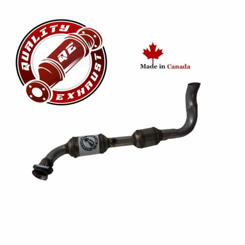 DRIVER SIDE FRONT CATALYTIC CONVERTER 2005-2006 FORD EXPEDITION 5.4L