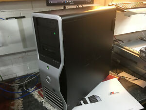 Details about Dell Precision T7500 WorkStation SIX COR EXEON X5670 24GB  NVIDIA TESLA C2075