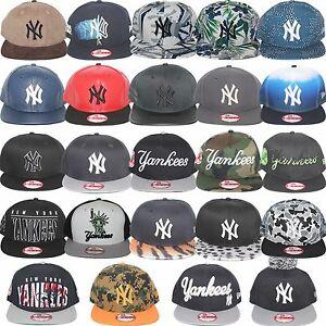 New Era NEW YORK YANKEES 9Fifty 950 Snapback Strapback Baseball Cap ... be264ea7a