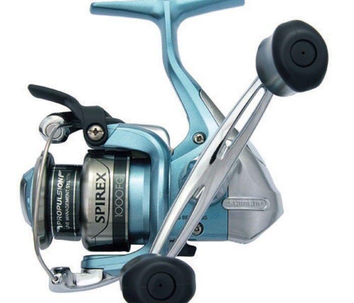 NEW SHIMANO SPIREX SR1000FG FISHING SPINNING REEL
