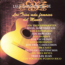 NEW - Trios Mas Famosos Del Mundo 2002 by Various Artists