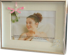 18th Birthday Silver Photo Frame for Girl / Gift / Keepsake