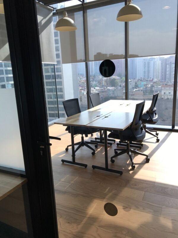Oficina Amueblada en Renta en Interlomas  (m2o2204)