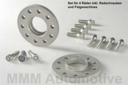 pista placas H /& r Abe ensanchamiento 20//24 mm Set VW Beetle tipo 16