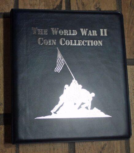 World War II Coin Collection Binder