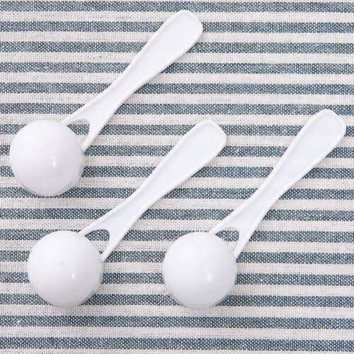 5//10Pcs Coffee Scoop Measuring Spoons Cups Set  Plastic  Cooking Tool#Q