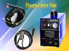50A Plasma Cutter Pilot Arc 110/220V CNC Compatible plasma cutting torch