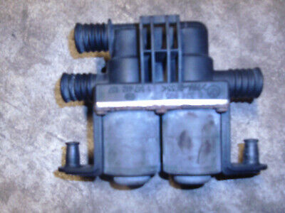 Heater Control Valve For 04-10 BMW E60 525i 528i 530i 550i E63 E64 E65 M6 M5 X5