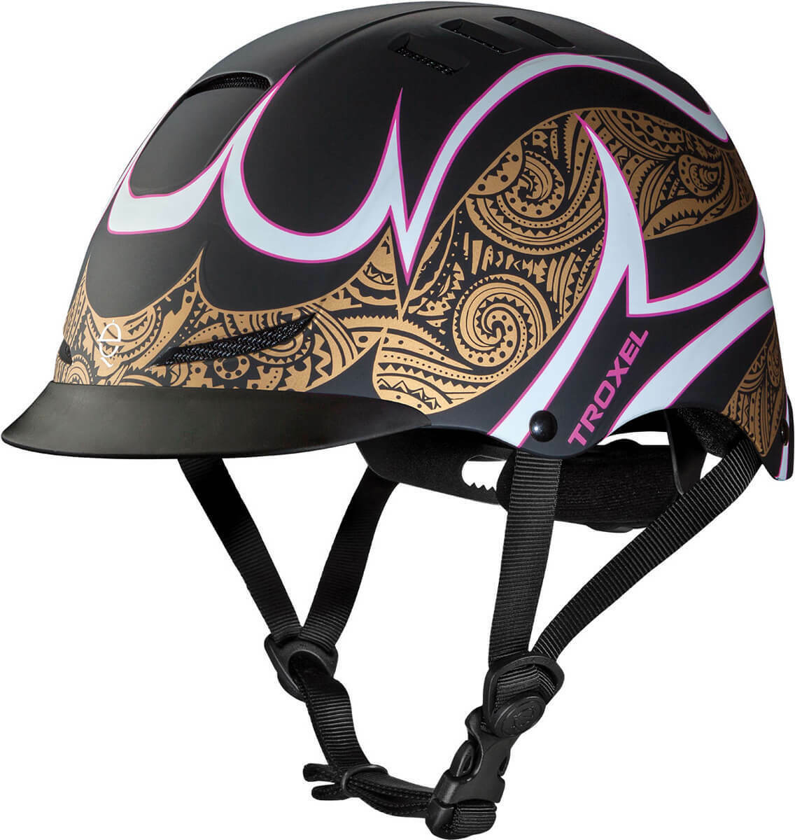 Weaver Inferno Fallon Taylor FTX Horse Riding Helmet