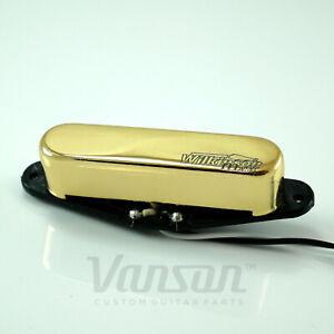 Wilkinson 60's Vintage Voice Pickup for Tele ® Telecaster ®*, Gold WOVTN Neck