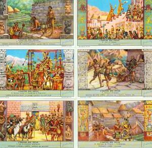 LIEBIG : S_1591 : 'Empire des Incas (l')