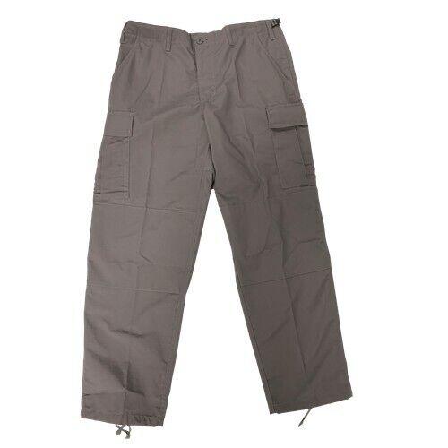 Tru-Spec 9811025 Basic Lt Gray Mens L Long Tactical Pants