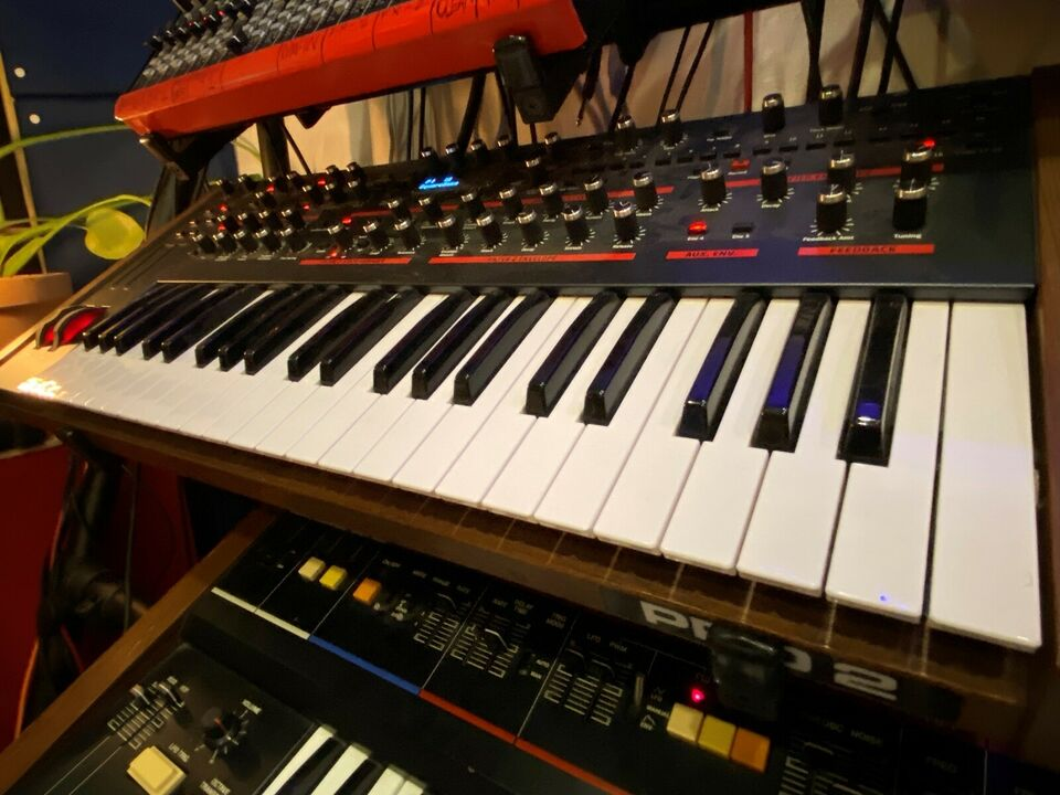 Dave Smith Instruments Pro 2 Synthesizer , Dave Smith