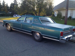 79 lincoln mint condition