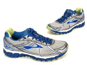 81e5e6e05e335 Image is loading Brooks-Adrenaline-GTS-15-Silver-1201741B179-Marathon- Running-