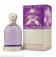 Halloween By J.del Pozo For Women-edt-spray-3.4oz-100 Ml-authentic-made In Spain