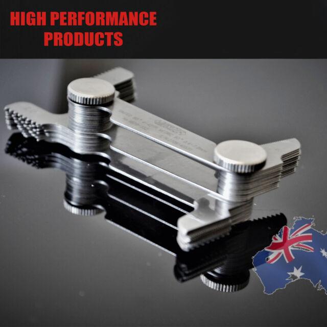 Insize Pitch Thread Gauge Metric Series 4820-552 High Performance