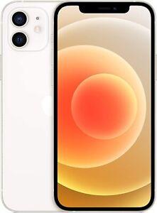 NEW-Apple-iPhone-12-6-1-039-039-5G-iOS-Smartphone-128GB-Unlocked-SIM-Free-White