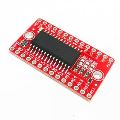 HT16K33 Breakout Module 16x8 LED Matrix with 2 Pins with I2C for Arduino