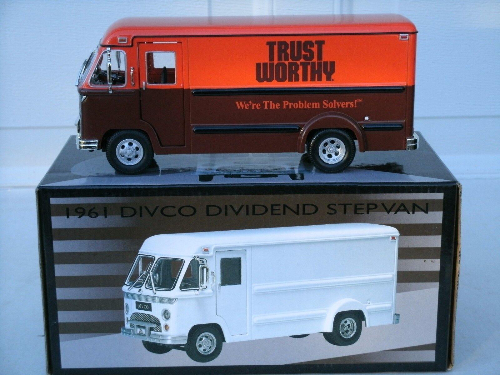 entrega rápida Crown Premiums confianza digna 1961 1961 1961 divco dividendo escala 1 34 en Caja Paso Van  Entrega rápida y envío gratis en todos los pedidos.