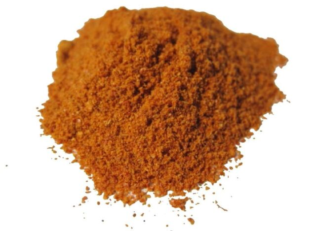 Naga Bhut Jolokia (Ghost Pepper) Superhot Chilli Powder - CHILLIESontheWEB