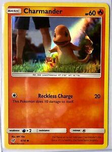 Charmander 4//18 Holo Rare Pokemon Card Detective Pikachu Near Mint