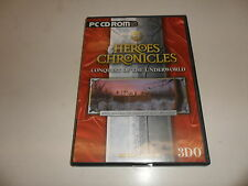 PC HEROES CHRONICLES-Conquest of the Underworld