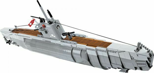 COBI Historical Collection World War II German Submarine U48  Konstruktionsset