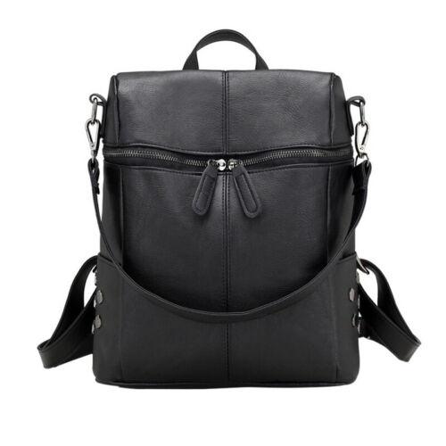 Women Backpack Purse Anti-Theft Rucksack Waterproof Oxford Cloth School  Bag