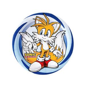 Sonic Hedgehog Dessert Cake Paper Plates Birthday Party Supplies 8pcs 7 Tails Ebay