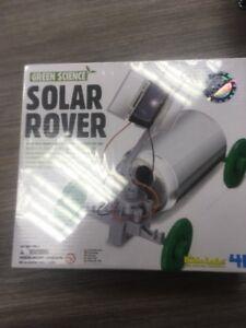 4 M Science Vert Solaire Rover-afficher Le Titre D'origine