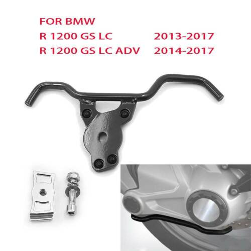 Black Rear Wheel Para Lever Guard Protector For BMW R1200GS R1200 LC 2013-2017