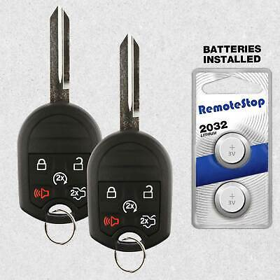Replacement For 2012 2013 2014 2015 Ford Edge Key Fob Remote