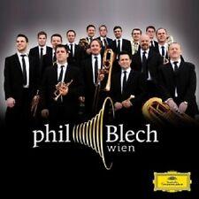 PHIL-BLECH - PHIL BLECH (MOZART/RODRIGO/MAHLER/BRUCKNER/VERDI/WAGNER/+) CD NEU