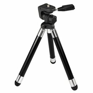 Mini Small Universal Extendable Tabletop Handheld Tripod Digital Camera Pan Tilt 4007249040558