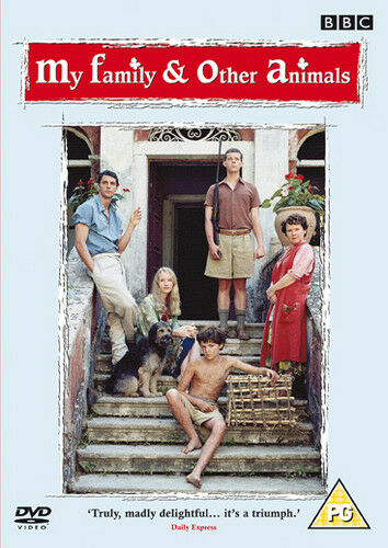 My Family and Other Animals DVD (2007) Eugene Simon ***NEW***