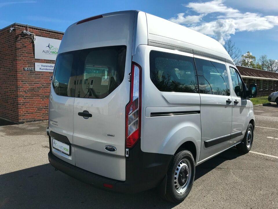 Ford Transit Custom Kombi 320S 2,0 TDCi 105 Ambiente d,