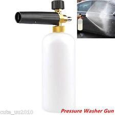 Pressure Washer Gun Car Foamer Wash Quick Adapter Jet Pot Bottle Snow Foam Lance