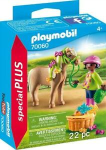 Playmobil Special Plus   Children with Calf   #70155   New   2019