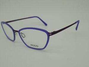 b001bb94e4 Purple Square Horn Rim Rx Prescription Eye Glasses Frames Eyeglasses ...