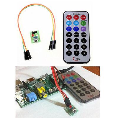 HX1838 Infrared Remote Control Module IR Receiver Module DIY Kit HX1838 Raspberry Pi