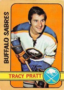 1972-73-O-Pee-Chee-69-Tracy-Pratt-Buffalo-Sabres