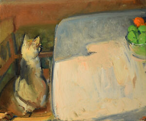 034-Cat-and-Green-Apples-2-6-2017-034-by-Duane-Keiser