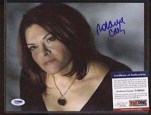 Rosanne-Cash-Signed-8x10-Photo-PSA-DNA-COA-Autograph-AUTO