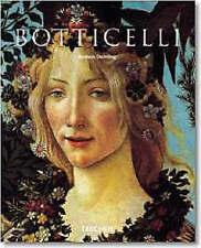 Very Good, Botticelli: Basic Art Album, Deimling, Barbara, Book