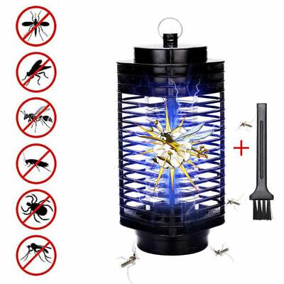 LED UV Insektenvernichter MoskitoLampe Insektenfalle Elektrisch Insektenkiller